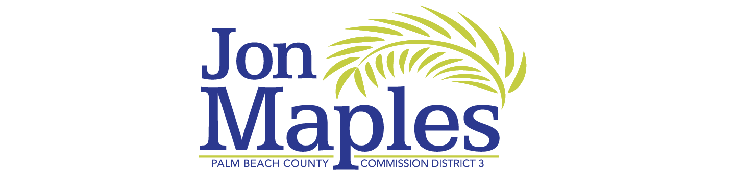 Jon Maples • Candidate for Palm Beach County Commission